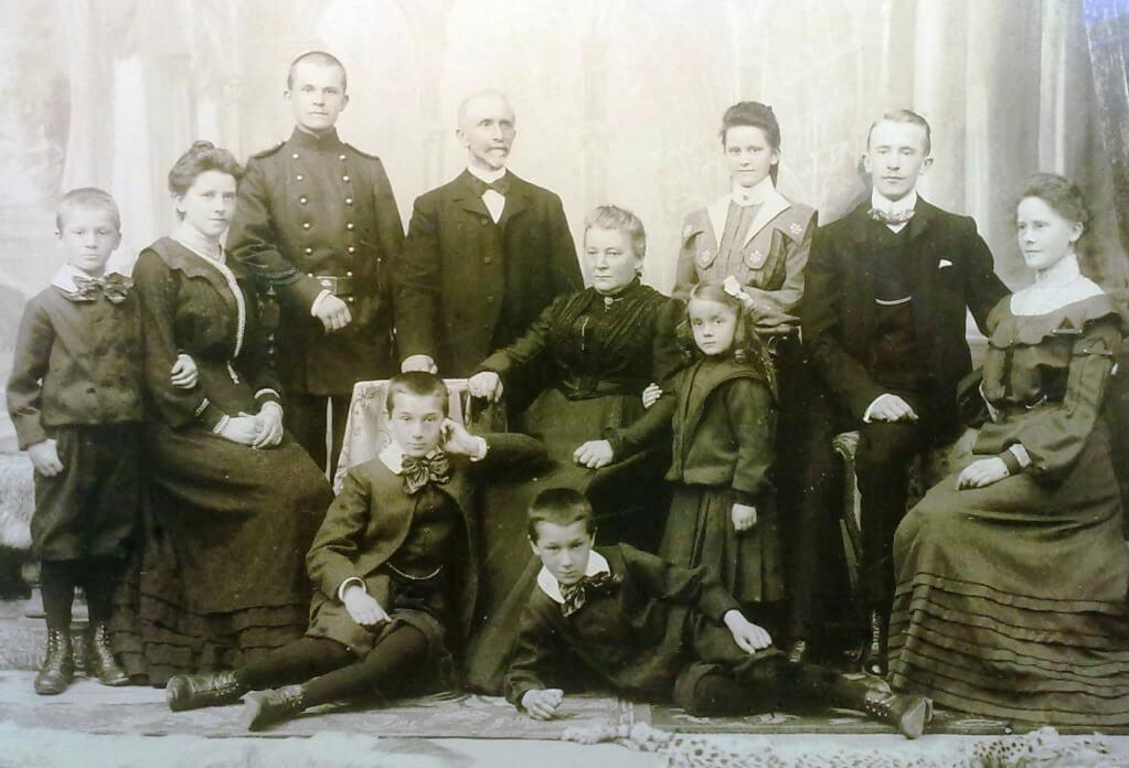 Grummels family Nederlands, Netherlands