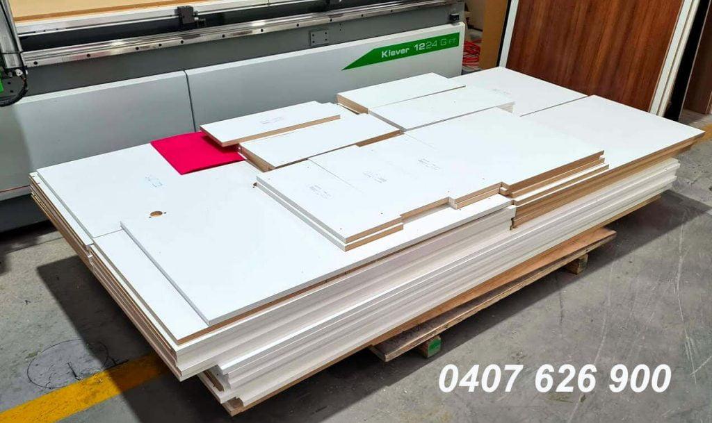 Custom designed online flat pack cabinets Perth