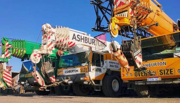 Crane marketing Perth