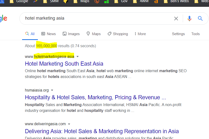 Hotel marketing asia.